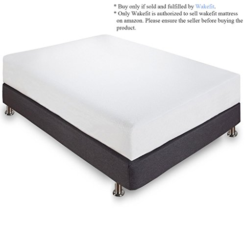 Wake-Fit Dual Comfort Mattress - Hard & Soft(72*36*4inch)