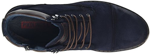 Pikolinos CACERES M9E_I16 - Bottes Classiques - Homme Bleu (Navy Blue)