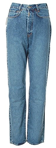 Take Two Damen Jeans Hose 5-Pocket Style Skinny W27 L34 blue Memphis (Pocket-skinny Jeans Zwei)