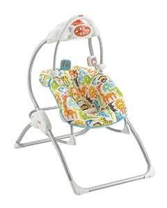 Fisher Price 2 In 1 Swing Amp Rocker 4 Swing Speeds Amp 16