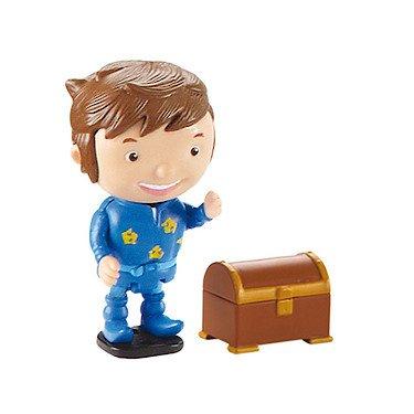 Preisvergleich Produktbild Mike der Ritter - 6cm Mike Figur im Schlafanzug [UK Import]