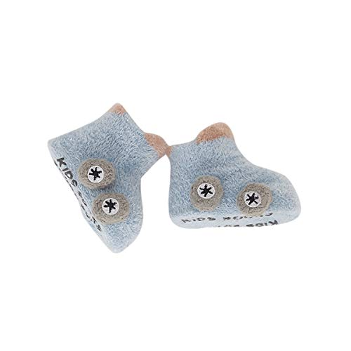 Socks Efficient Spring Baby Socks Boy Girl Socks Chaussette Enfant Cotton Baby Leg Warmers Children Floor Socks Anti-slip Baby Step Socks Reliable Performance