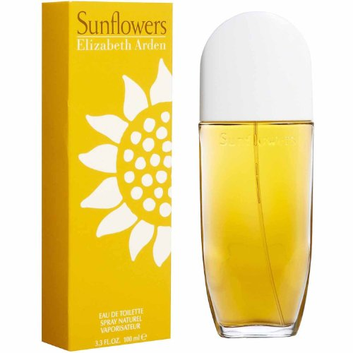 Elizabeth Arden Sunflowers Eau de Toilette, Donna, 100 ml
