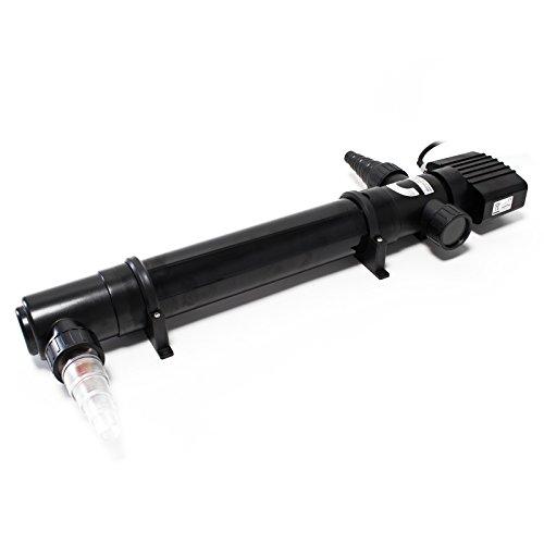 SunSun CUV-155 Teichklärer Wasserklärer Lichtfilter 55W