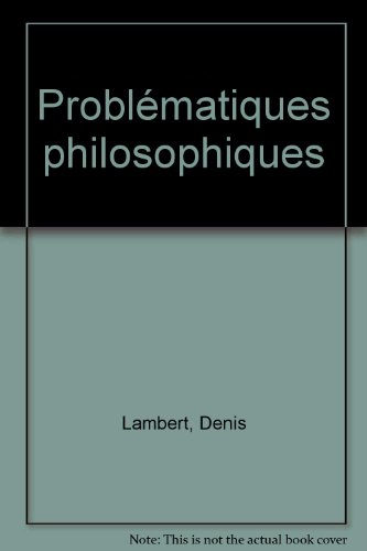 Mention bac, n° 18 : Problématiques philosophiques