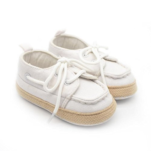 bluestercool-chaussures-bebe-kid-garcon-fille-semelle-molle-despadrille-13cm-blanc