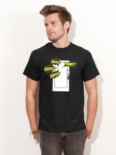 T-Shirt Big Bang Theory