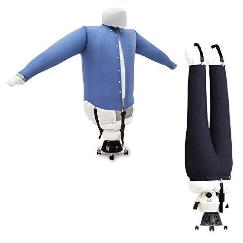 EOLO RepaSSecheur SA04 RE Sèche et repasse chemise, chemisiers, polos, pantalons, jeans, survêtements..[Classe énergétique A++]