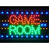 LAMPE NEON ENSEIGNE LUMINEUSE LED led047-r Game Room LED Neon Light Sign
