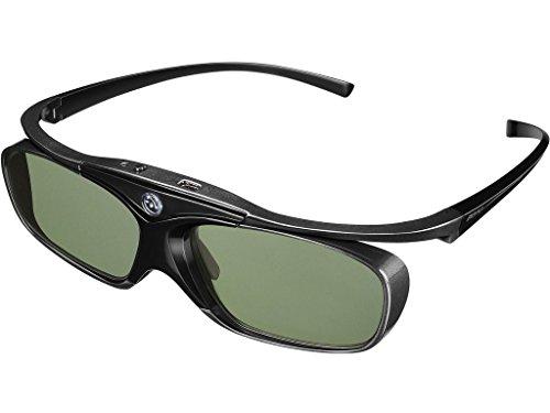 Benq 5J.J9H25.001 Schwarz 1Stück(e) Steroskopische 3-D Brille - Steroskopische 3-D Brillen (30 h, 50 mA, 179,8 x 157,5 x 45,2 mm, 32 g, Schwarz, 0 - 40 °C)
