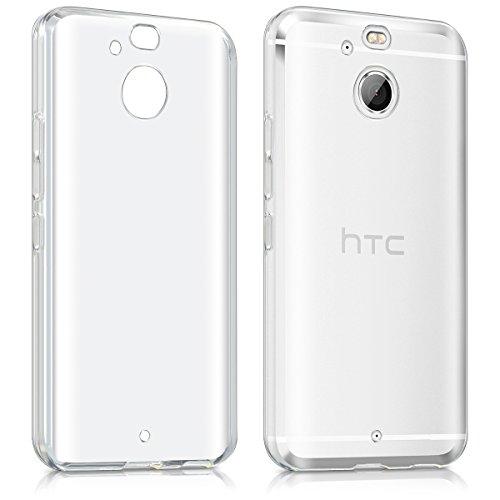 kwmobile HTC 10 evo Hülle - Handyhülle für HTC 10 evo - Handy Case in Transparent