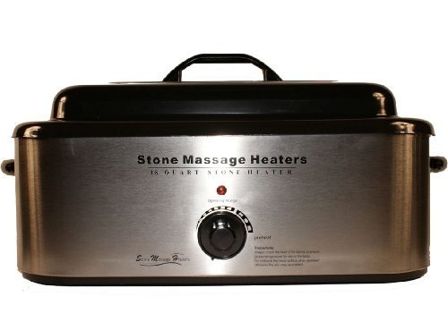 Stone Massage Heaters 18 Quart by Stone Massage Heaters (Stone Heater-massage)