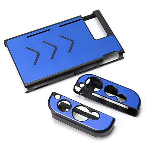 C-FUNN Schutzhülle aus Aluminium, rutschfest, für Spielekonsole Nintendo Switch (Harry Potter Videospiel Pc)
