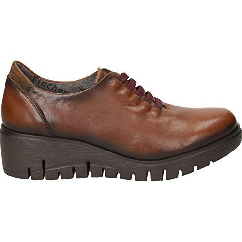 FLUCHOS - Zapatos fluchos f0698 señora Marron - 38