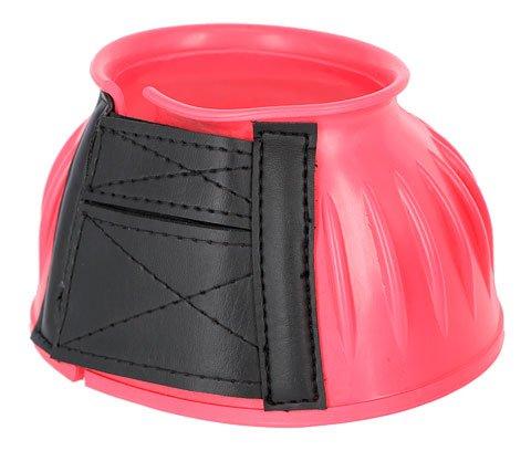 Kerbl Springglocken Gummi rot-pink Größe L