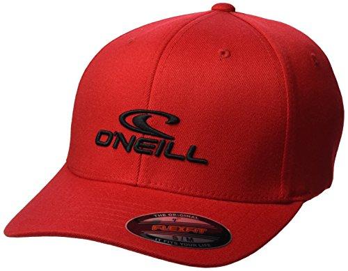 O'Neill Herren Bm Flexfit Corp Cap Caps Aurora Rot