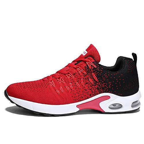 Laufschuhe Damen Komfortable Anti Slip Athletic Trainer Jogging Walking Light Casual Turnschuhe (Größe Frauen 10 Bowling-schuhe)