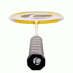 Oxylane Artengo BR 700 Badminton Racquet (Yellow)