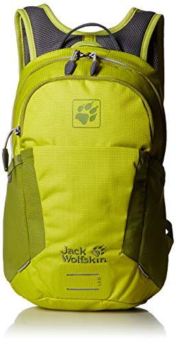 Jack Wolfskin Kinder Moab Jam Rucksack, Green Lime, One Size -