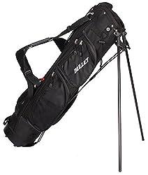 Bullet leichte 6 Zoll Golftasche mit Standfuß (schwarz)