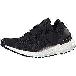 adidas Ultraboost X, Zapatillas de Running para Mujer, Schwarz Cblack/Carbon, 39 1/3 EU