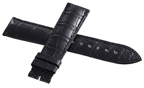 Corum  Uhrenarmband 20mm Leder schwarz