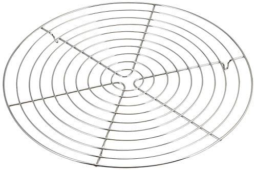 Kaiser Pâtisserie Abkühl-/Kuchengitter, Ø 32 cm, für gleichmäßiges und schnelles Auskühlen, leichte Lösbarkeit