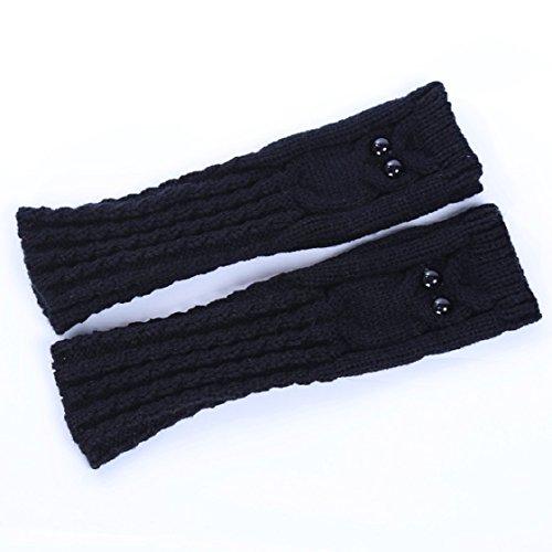 vovotrade-gants-mode-tricotee-owl-arm-fingerless-hiver-doux-chaud-mitten-schwarz