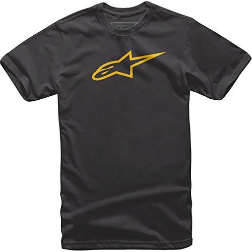 Alpinestar Ageless Classic tee Camiseta de Manga Logo de Corte Moderno, Hombre,...