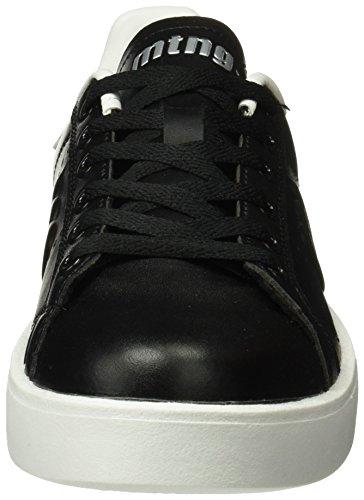 MTNG Attitude Baker, Chaussures de sport femme Noir  ,  (ACTION PU Negroo)