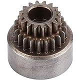 Campana de Embrague del Coche RC, 02023 Campana de Embrague de Metal (Engranajes Dobles