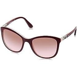 Vogue 33S 238714 (54 mm), Gafas de Sol para Mujer, Burdeos, 54