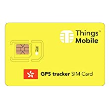 SIM Card for GPS TRACKER in HONG KONG - Things Mobile- Things Mobile - global coverage, multi-operator GSM/2G/3G/4G network, no fixed costs. €10 of credit included