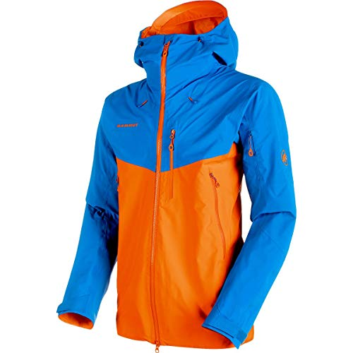 Mammut Herren Snowboard Jacke Nordwand Pro Hs Hooded Jacket