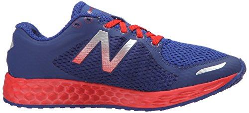 New Balance Fresh Foam Zante V2 Junior Chaussure De Course à Pied - AW16 Blue/Orange