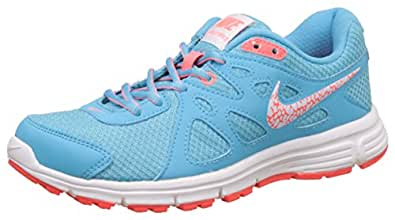b1966a25ee9 Nike Women s Revolution 2 MSL Blue Running Shoes - 8 UK India (42.5 ...