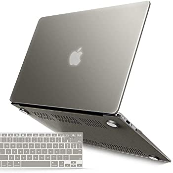 Soft-Touch Plastic Hard Case/&Keyboard Cover F Apple old Macbook Pro 13/'/' Retina