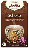 Yogi BIO Schoko Tee Aztec Spice - 17 Beutel, 34 g