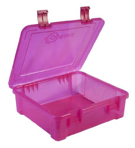 Options créatives fichier tub-17 pouces x 38,1 cm x 12,7 cm Magenta,