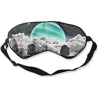 Moon Night Tree Clouds Sleep Eyes Masks - Comfortable Sleeping Mask Eye Cover For Travelling Night Noon Nap Mediation... preisvergleich bei billige-tabletten.eu