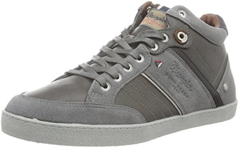 Wrangler - Dallas Mid, scarpe da ginnastica Alte Uomo | | | Per Essere Altamente Lodato E Apprezzato Dal Pubblico Dei Consumatori  | Uomini/Donne Scarpa  0b3641