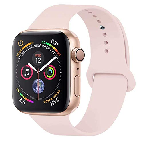 GIPENG para Correa Apple Watch 38MM 40MM