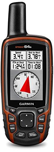 Garmin GPSMAP 64s - Navegador GPS MicroSD, color...