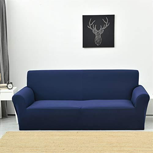 Jitian manicotto del divano elastico impermeabile nero di coperture del sofà per i fodere per tende a casa del sofà domestico di allungamento