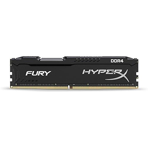 HyperX HX426C15FBK2/16 16GB kit (2x8GB) 2666MHz 1.2V, 288-pin DDR4 Non-ECC CL15 DIMM (Skylake ready) - 3
