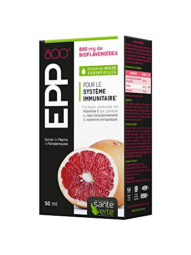 Sante Verte EPP 800 50 ml