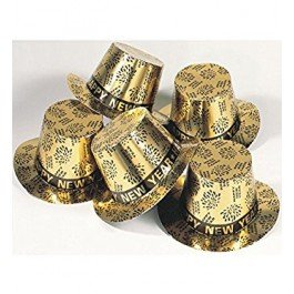 Gold Frohes Neues Jahr (Neues Jahr Kostüme Ideen)