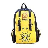 New Naruto Mantras zaino in tela, borsa per computer portatile, per la scuola