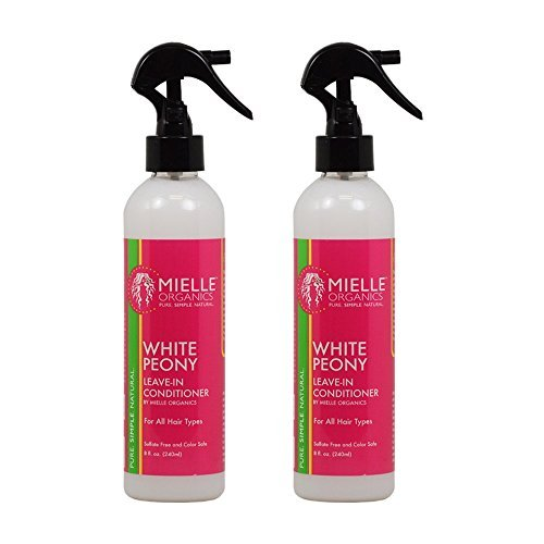 Mielle Organics White Peony Leave In Conditioner 8oz by Mielle Organics (Mielle Organics)