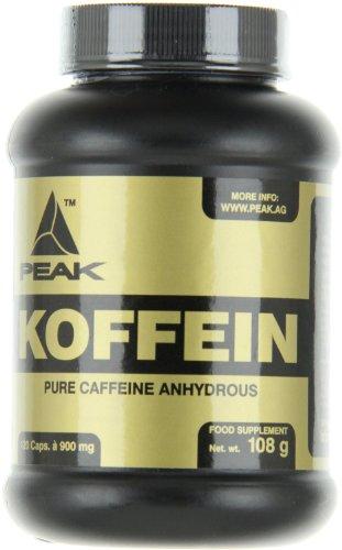 #Peak Koffein, 120 Kapseln#